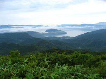 十和田湖周辺の山